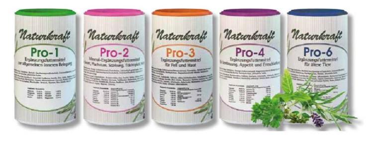 Pro-2: una ricca miscela di erbe dai molti usi